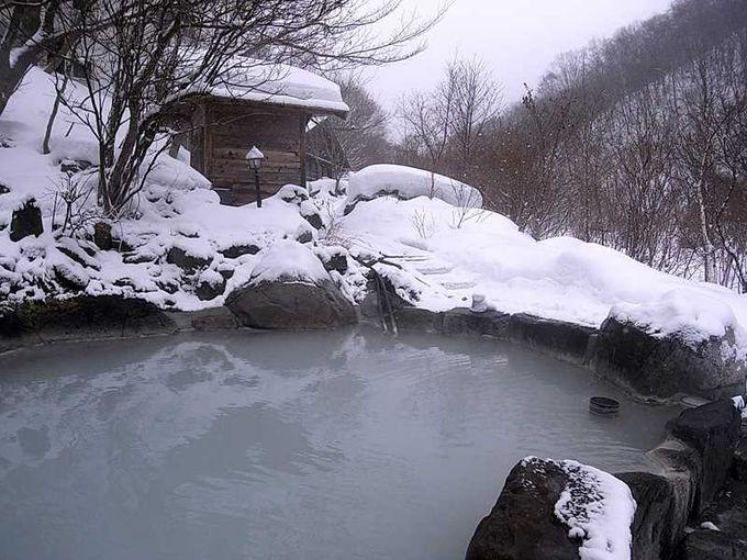 お湯に拘る温泉好きな方に超オススメです!