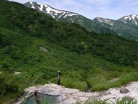 嗚呼絶景!天空の露天風呂をハシゴ湯 新潟県・蓮華温泉「白馬岳蓮華温泉ロッジ」