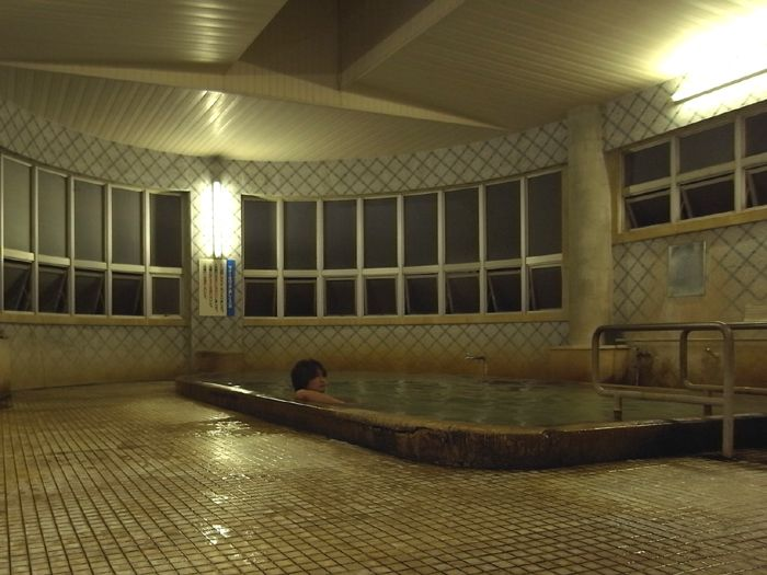 まずは共同湯でのマナー