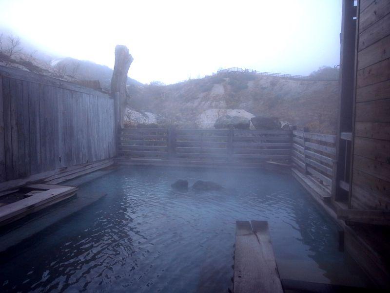 お湯も景色もあっぱれ!北海道・...