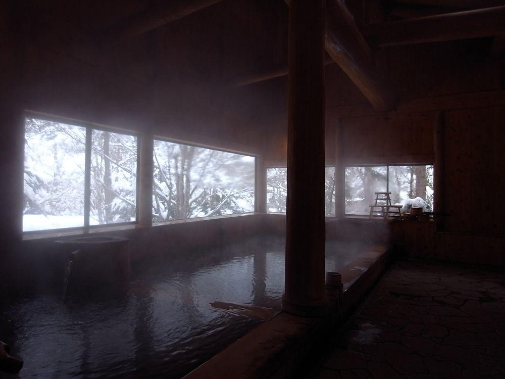 憧れの大浴場の内湯