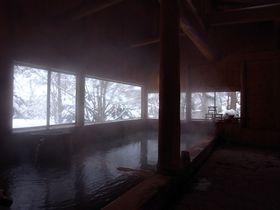 奥飛騨の名湯・名旅館! 岐阜県・福地温泉「湯元長座」