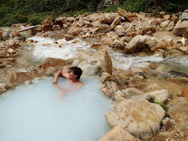 日本一遠い温泉!一生に一度はトライを!富山県「高天原温泉」