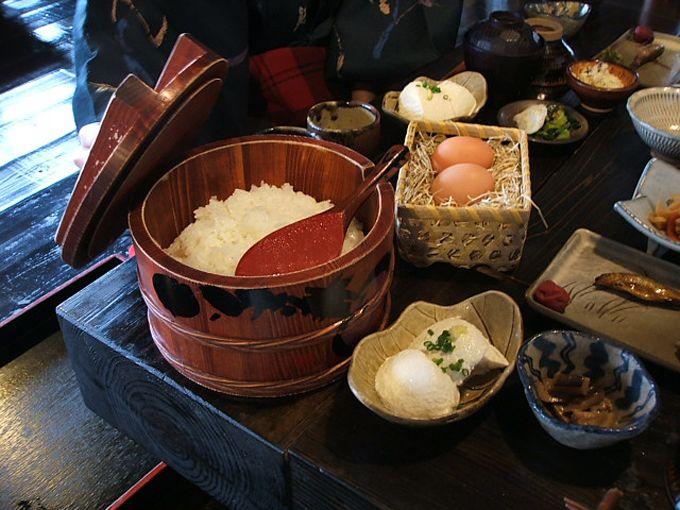 美味しい食事の秘密は?!
