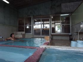渋すぎる温泉!「桜町温泉」熊本県・山鹿温泉