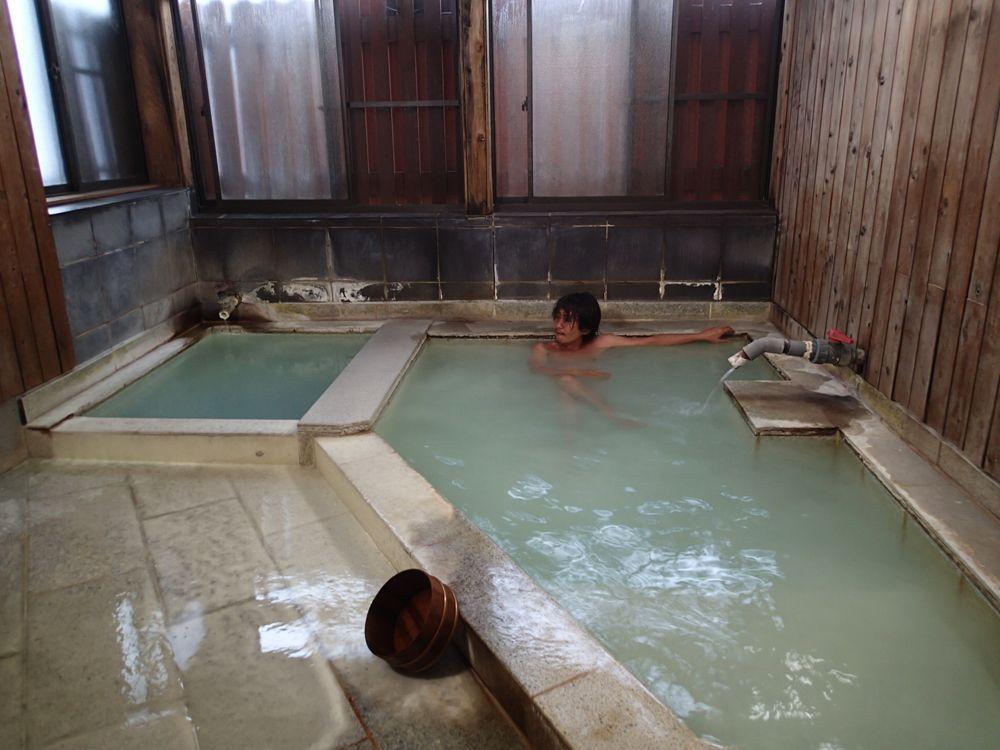 貸切で利用できる浴室