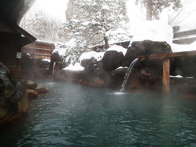圧巻の大露天風呂