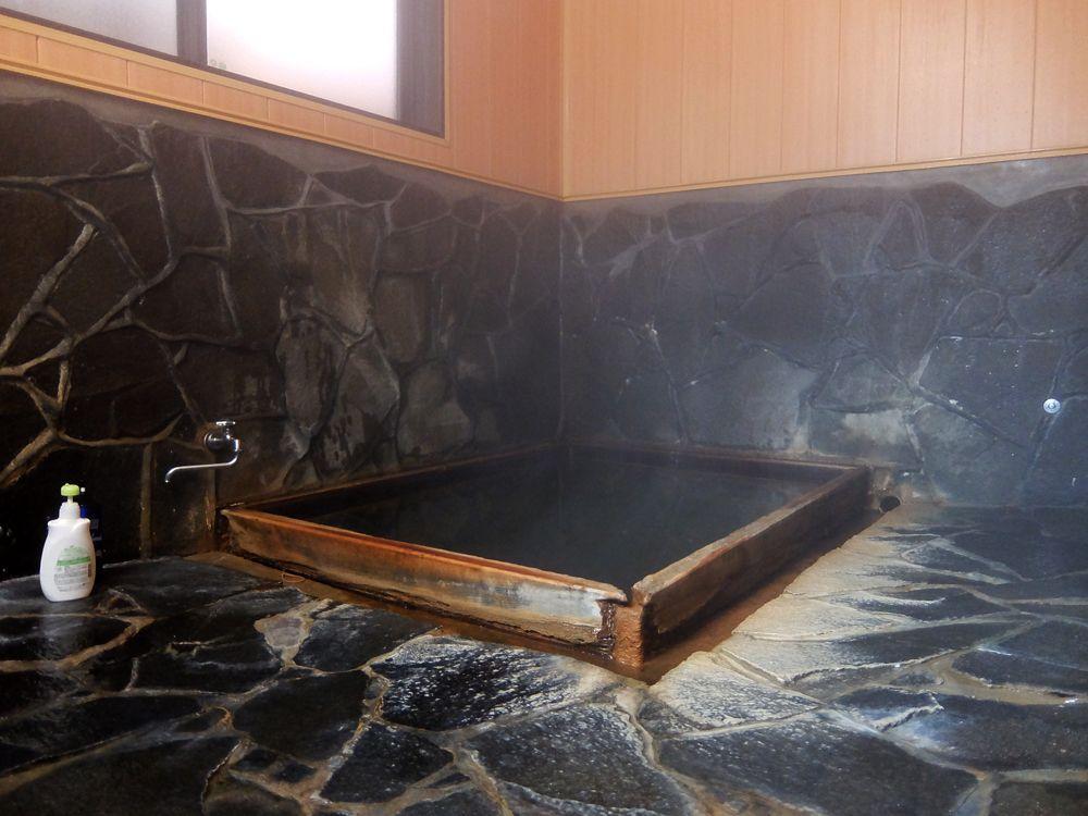 もうひとつの浴室