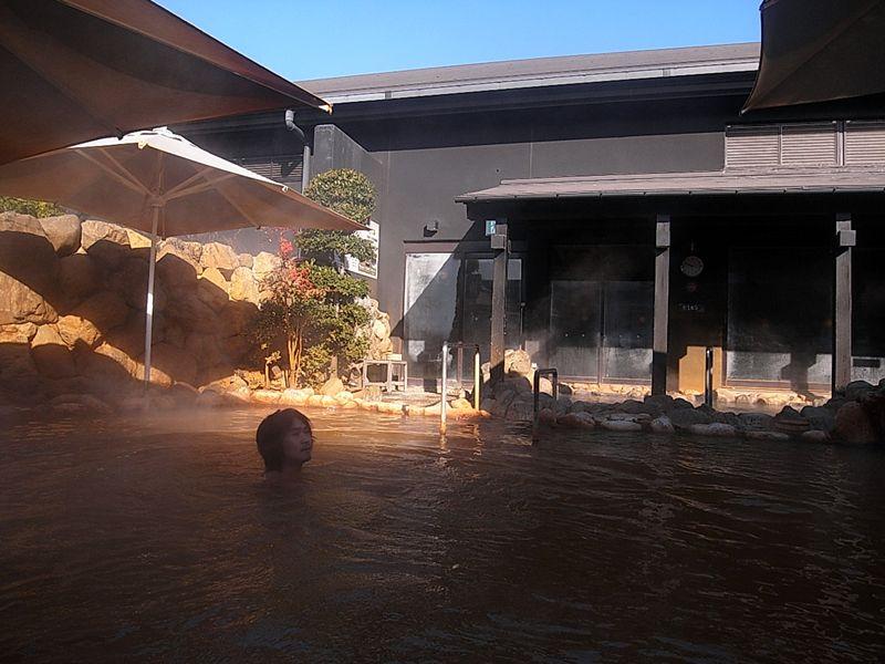 尼崎のスーパー銭湯は感動温泉?!「つかしん天然温泉 湯の華廊」