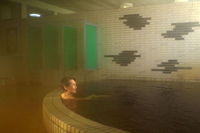 公衆浴場「ローマノ福の湯」