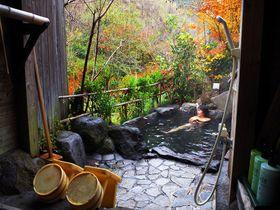 熊本県山川温泉「小杉庵」で貸切風呂をはしごして温泉三昧!