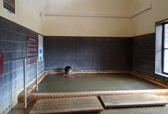 個性際立つ温泉