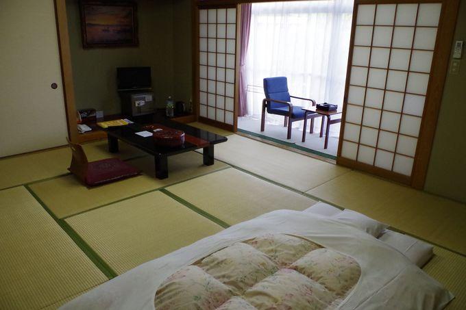 「久美浜温泉 湯元館」には宿泊者だけのお楽しみが!
