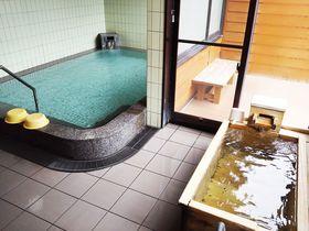 超ツルツルな源泉かけ流し温泉「椿はなの湯」和歌山県椿温泉
