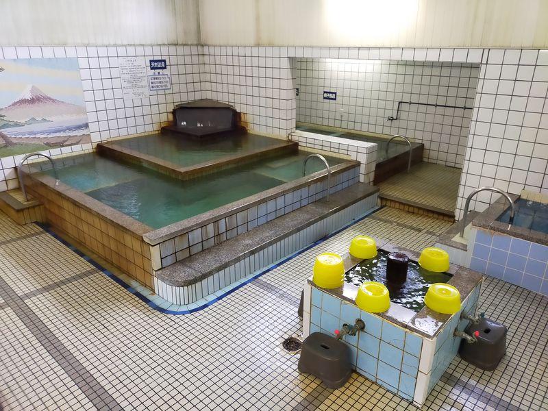 大阪で貴重!「トキワ温泉」は源泉かけ流し&純温泉な銭湯