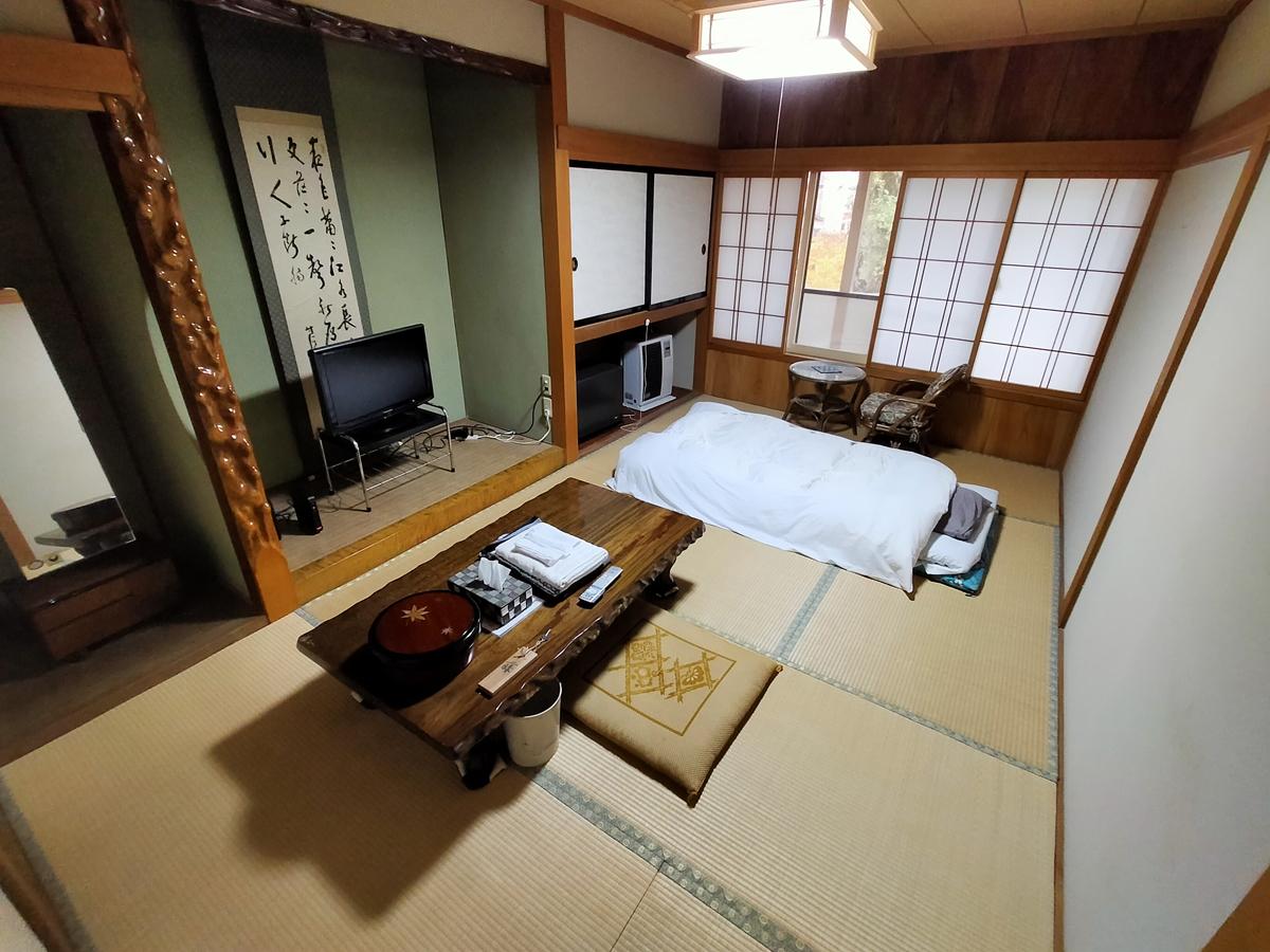 純和風のお部屋