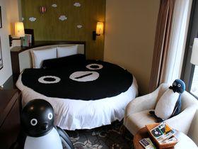 思わずキュン!池袋・ホテルメトロポリタン「Suicaのペンギンルーム」で特別な1日を!