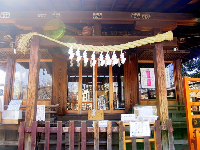 「川越熊野神社」について