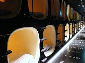成田空港に高機能カプセルホテル「ナインアワーズ」オープン!LCC利用者の救世主に!?