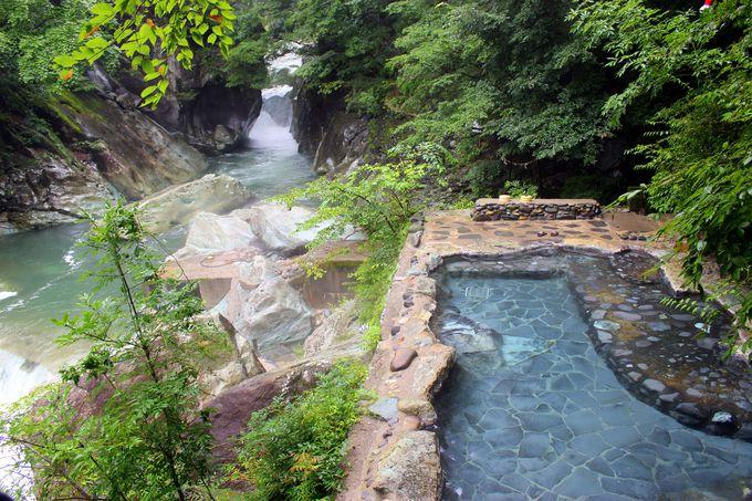 那須塩原で観光するなら「塩原渓谷・塩原温泉」