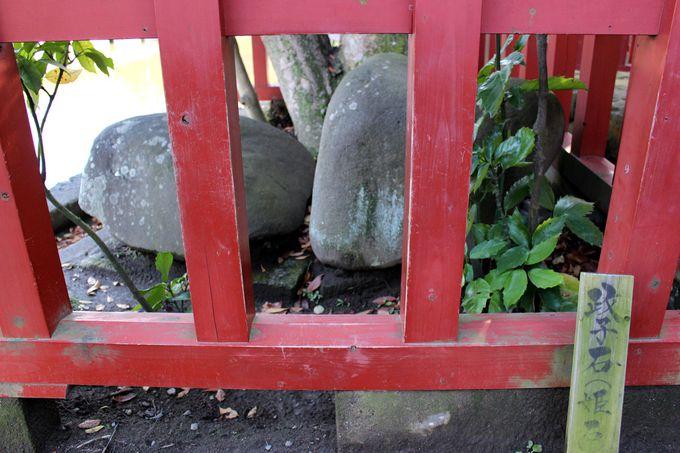 """<2>知る人ぞ知る!「鶴岡八幡宮」の""""政子石"""""""