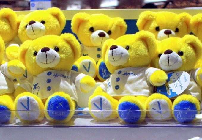 バニラエアのグッズがカワイイ!「V store」の人気商品