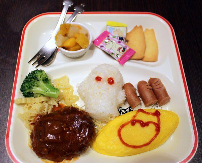 かわいいキッズメニュー&東京スカイツリータウン・ソラマチ店限定お土産用ドーナツも!