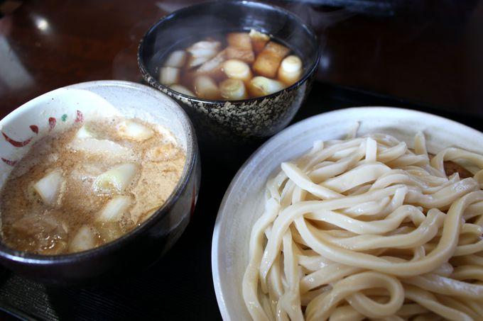 埼玉の麺料理はツルツルでモチモチ!