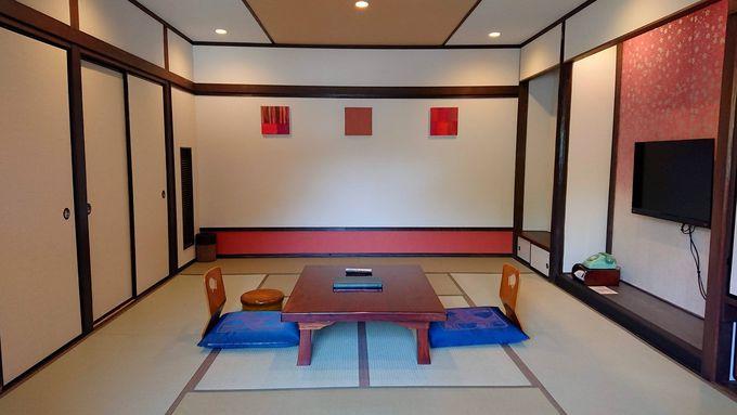成田山眺望!2019年、モダンにリニューアルされた「モダン和室」