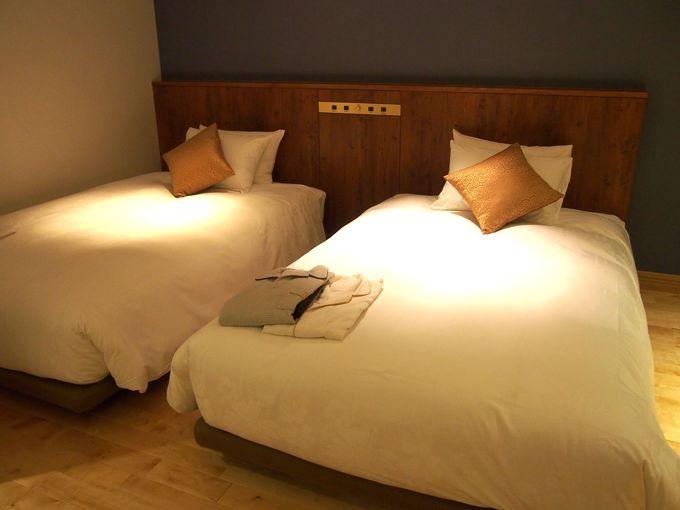 温泉も!割安な冬にホテルを満喫しよう!