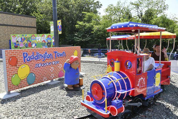 小さな子供も遊べる!「パディントンタウン」がオープン!