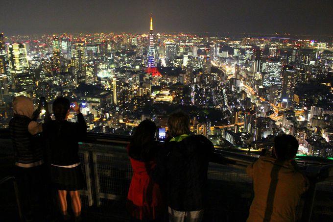 5.森美術館&六本木ヒルズ展望台 東京シティビュー