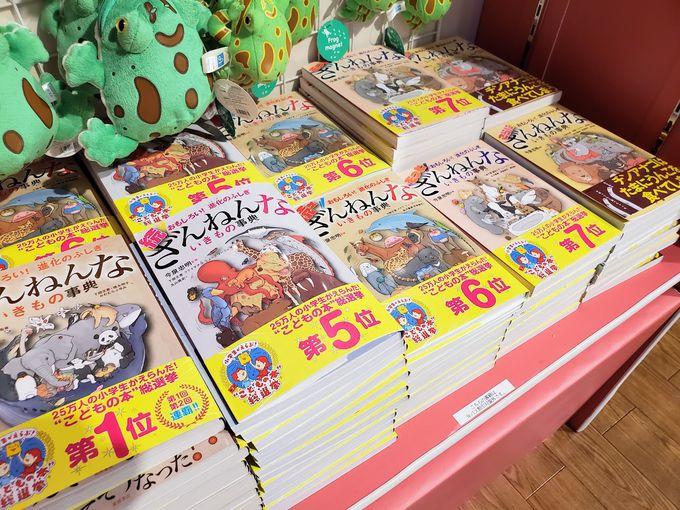 『ざんねんないきもの事典』のリアル版!?