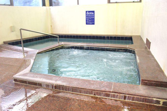 温泉もあり!貸切露天風呂は必ず入るべし!