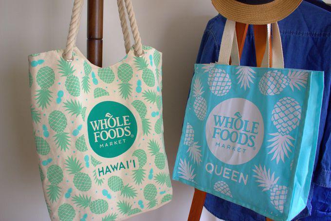 行列のできる人気商品も!ハワイらしいトートバッグ
