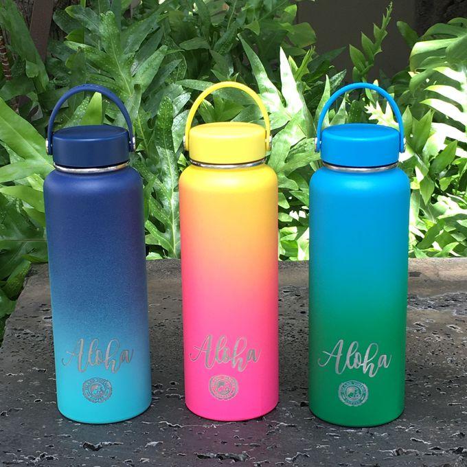 かわいくて機能的なハワイ限定のタンブラー&ボトル