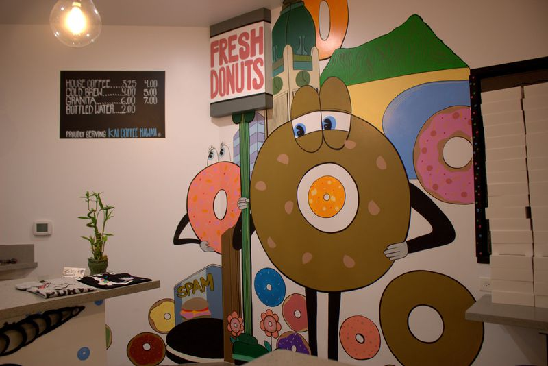 ハワイ・インスタ映えスポット「カカアコ」にアートなドーナツ店がオープン!