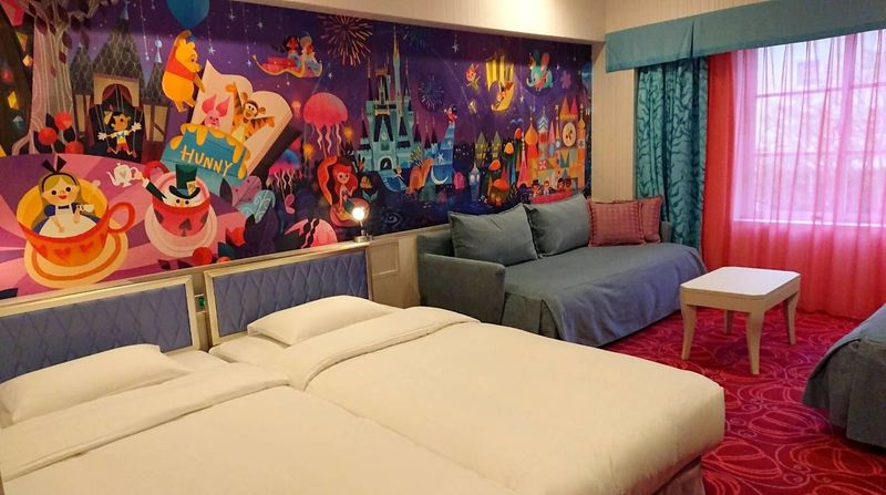 ディズニーランド周辺格安ホテル