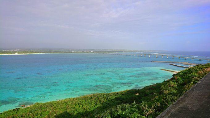 2日目:海遊びを楽しもう!午後は来間島へドライブ