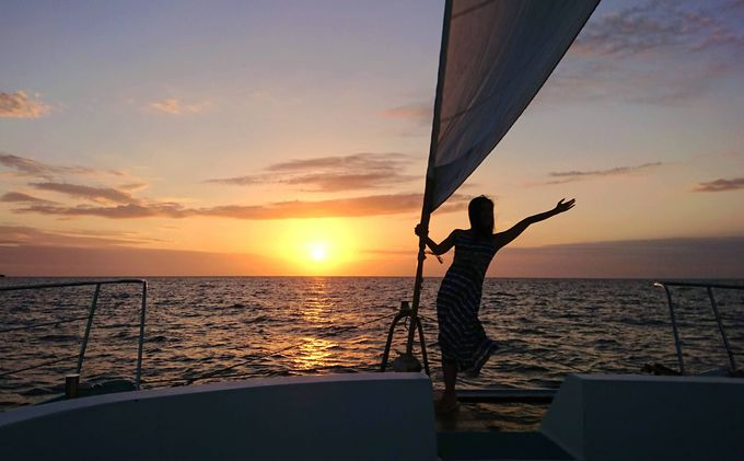 1日目午後:宮古ブルーの海を堪能&サンセットクルーズで心をリセット