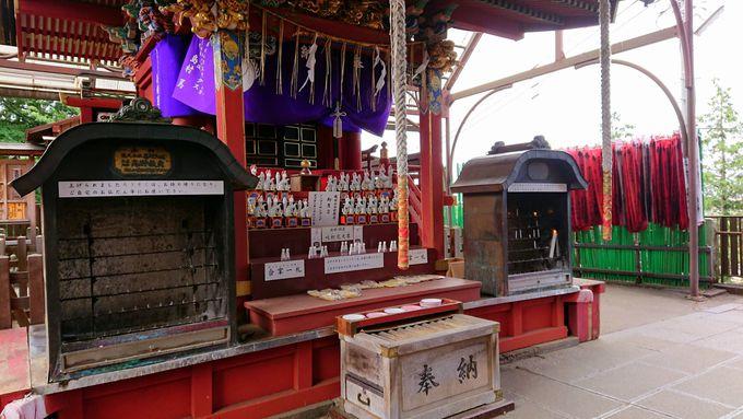 出世稲荷→釈迦堂を巡る(30分)