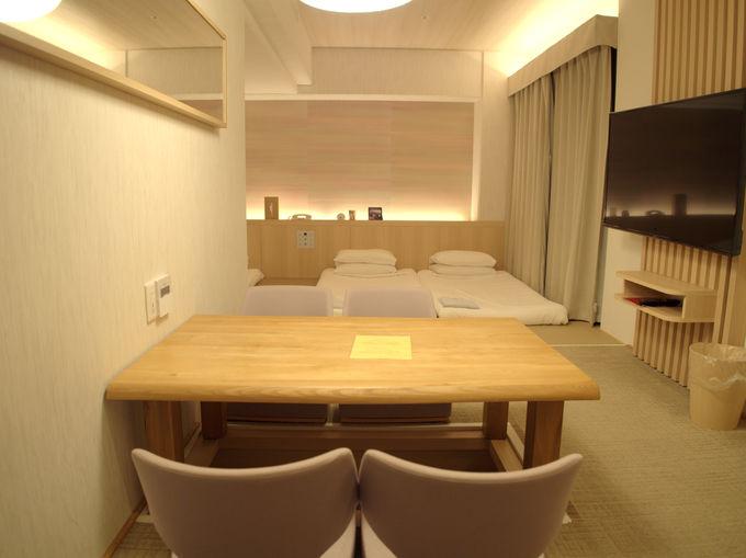 成田では珍しい!和洋室「J-Styleファミリールーム」