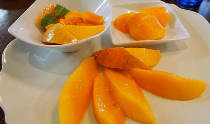 夏季限定!究極のマンゴーパフェをいただこう!