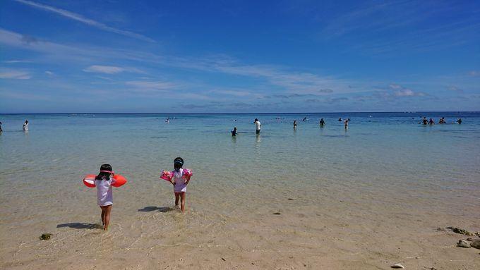 宮古ブルーの美しい海!白い砂浜!