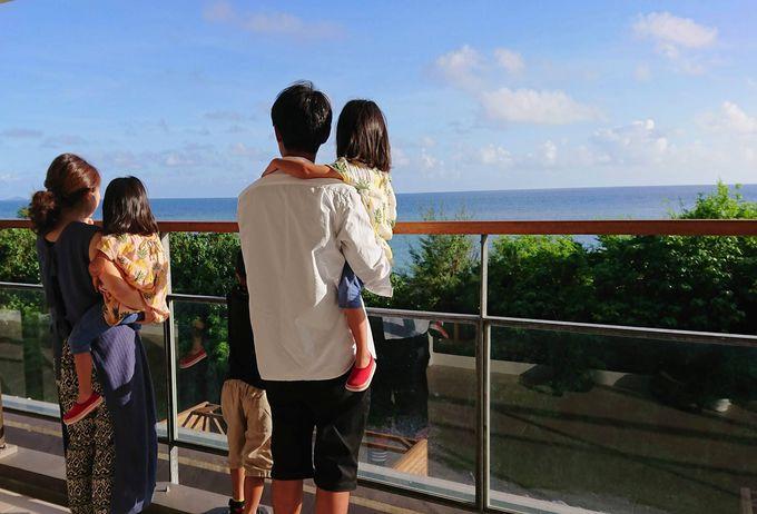 子供と一緒にホテル内レストランを満喫!