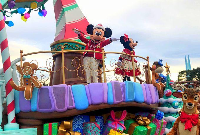 まるでクリスマスパーティ!「ディズニー・クリスマス・ストーリーズ」を楽しもう!