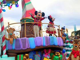 東京ディズニーランド・クリスマス2019まとめ!新グッズ・パレード・グルメも