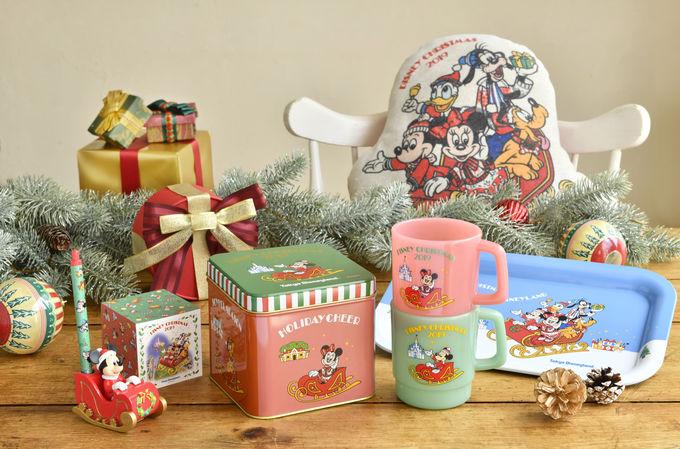 クリスマス限定グッズがたくさん登場!