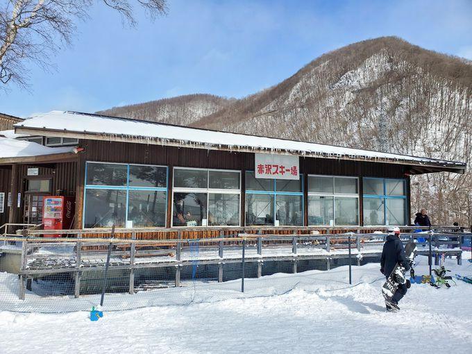 温泉地みなかみにある町営の「赤沢スキー場」
