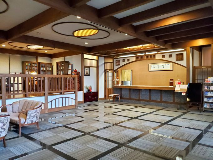 老舗旅館「一里千望 御湯宿 中屋」とは?